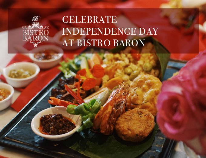 Enjoy Our Indonesian Menu Special in August