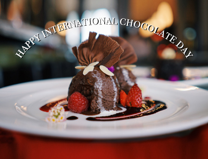 HAPPY INTERNATIONAL CHOCOLATE DAY